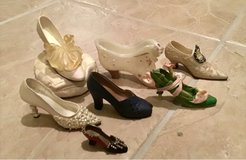 Miniature Shoe Collection in Kingwood, Texas