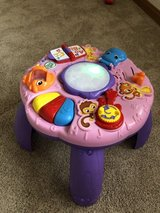 Leap frog activity table in Joliet, Illinois