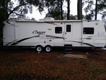 2008 cougar travel trailer 33 ft double slide in The Woodlands, Texas