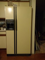 Free. Refrigerator, gas stove, microwave, dishwasher. Fan, lamps. in Plainfield, Illinois