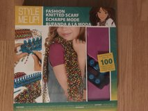 Fashion knitted Scarf Kit in Bolingbrook, Illinois