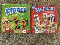 Fibber & Headbanz Games in Joliet, Illinois