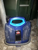 Bissell spot carpet cleaner in Fort Lewis, Washington