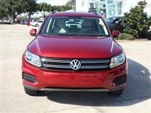 Certified Pre-Owned 2015 Volkswagen Tiguan SE in MacDill AFB, FL