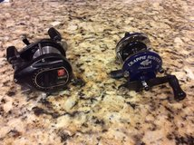 2 Small Fishing Reels in bookoo, US