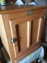 NICE OAK END TABLES in 29 Palms, California