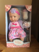 New unopened baby doll in Fort Lewis, Washington