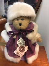 BOYDS BEARS - Bailey Fall 2001- #9199-17 *** RARE / RETIRED *** EXCELLENT CONDITION in Fort Lewis, Washington