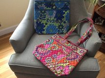 Vera Bradley Totes - choice of 2 patterns - NEW in Fairfax, Virginia