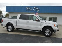 2014 Ford F150 SuperCrew Lariat 4x4 in Cherry Point, North Carolina