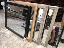 "INVENTORY SALE! 36""X36"" WOOD / QUALITY MIRRORS in Camp Pendleton, California"