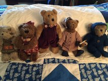 """""""BOYDS BEARS"""" - 11 Lott Ranging from 5"""" to 14"""" in VERY GOOD CONDITION in Fort Lewis, Washington"""