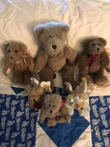 """BOYDS BEARS"" - 11 Lott Ranging from 5"" to 14"" in VERY GOOD CONDITION in Tacoma, Washington"