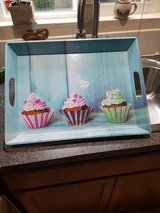 Cupcake tray in Fort Lewis, Washington