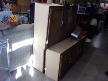 Four Piece Top Cabinet in Fort Riley, Kansas