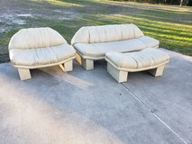 Contemporary Style Couch Set! in Warner Robins, Georgia