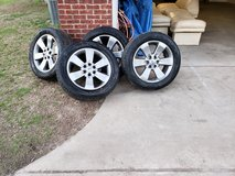 Ford 20 Inch Rims And Tires! in Macon, Georgia