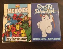 Heroes/Frosty Playing Cards in Chicago, Illinois