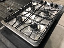 GE gas cooktop in Kingwood, Texas