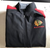 Blackhawks Fleece Jacket - Size Large (NHL Official License) in Schaumburg, Illinois