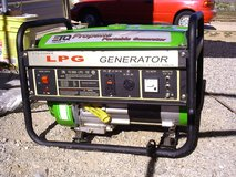 Generator LP Propane 3500 RV Camper in 29 Palms, California