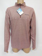 Columbia Men's Red Pull Over Size Large NWT in Fort Rucker, Alabama