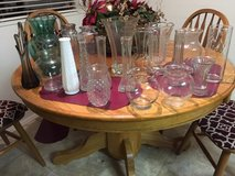 *~* 19 GLASS VASES - VARIOUS SIZES *~* in Tacoma, Washington