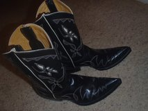 Cowgirl Boots - Ladies Size 8B in Pasadena, Texas