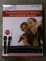 Professional Dual Wireless Microphone System in Yucca Valley, California