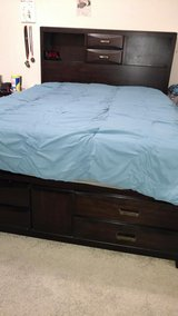 Ashley Queen Size Bed Frame in Beaufort, South Carolina