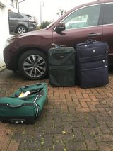 Large Suitcases $20 each OBO in Ramstein, Germany