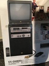 JVC CD and Graphics Karaoke System KX-GM 800 in Lockport, Illinois