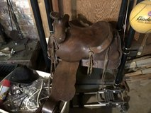 Hereford saddles x2 and 1english in Fort Lewis, Washington
