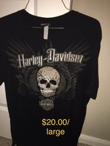 Skull HD shirt in The Woodlands, Texas