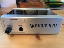 Native Instruments Audio 4 DJ Interface! in Yucca Valley, California