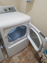 LG dryer in Fort Lewis, Washington