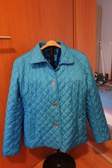 Gorgeous Blue quilted jacket in Ramstein, Germany
