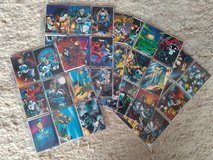 Punisher Marvel collector cards 1992 complete collection in Stuttgart, GE
