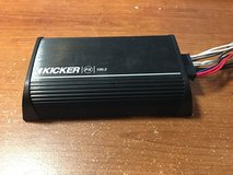 Kicker 12PX100.2 Px Series 2-Channel Amplifier Compact 100W Motorcycle Marine in Beaufort, South Carolina