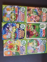 leap frog dvds in Lockport, Illinois
