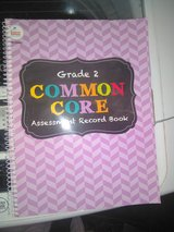 2nd grade assessment record book in Camp Lejeune, North Carolina