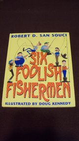 'Six Foolish Fisherman' by Robert San Souci Children's book in Alamogordo, New Mexico