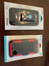 New iPhone 6 6s 7 protective phone cases (NIB) in Kingwood, Texas