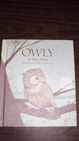 Weekly Reader Children's Book - 'Owly' in Alamogordo, New Mexico