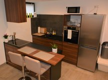 TLA 1 BR flat, Ramstein, 5min from RAB, pet friendly, fully renovated with Air-Con in Ramstein, Germany