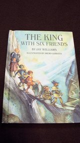 'The King with Six Friends' Children's book in Alamogordo, New Mexico