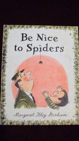 'Be Nice to Spiders' - Weekly Readers Children's Book Club in Alamogordo, New Mexico