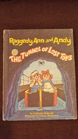 'Raggedy Ann and Andy In The Tunnel of Lost Toys' - Weekly Reader Book Club in Alamogordo, New Mexico