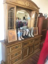 Beautiful solid wood dresser in Alamogordo, New Mexico