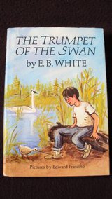 'The Trumpet of The Swan' by E. B. White with dust jacket Children's book in Alamogordo, New Mexico